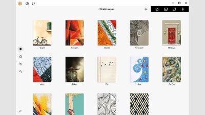 Бесплатное приложение для создания заметок из магазина Windows - Блокнот