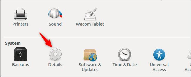 Как узнать версию Ubuntu в Unity