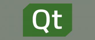 Изображения в таблице Qt