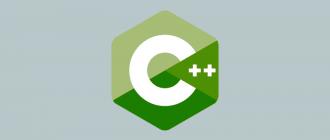 Тетрис на C++ Статическая модель