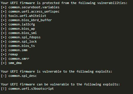 Результат работы скрипта chipsec_script.py