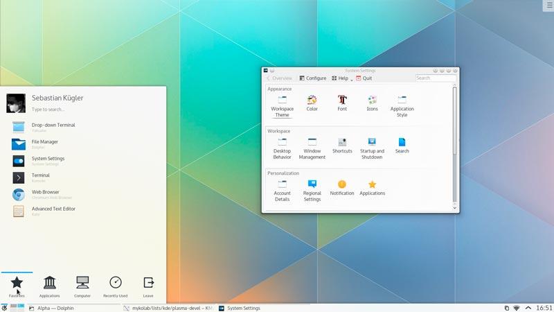 Разновидности Ubuntu