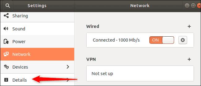 Посмотреть версию Ubuntu в GNOME