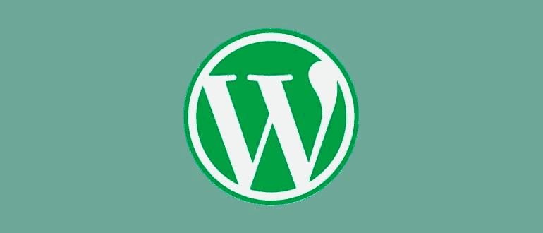 консоль администратора сайта WordPress