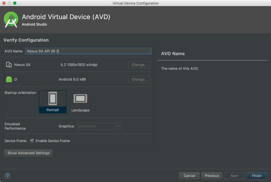 Эмулятор Android для Linux