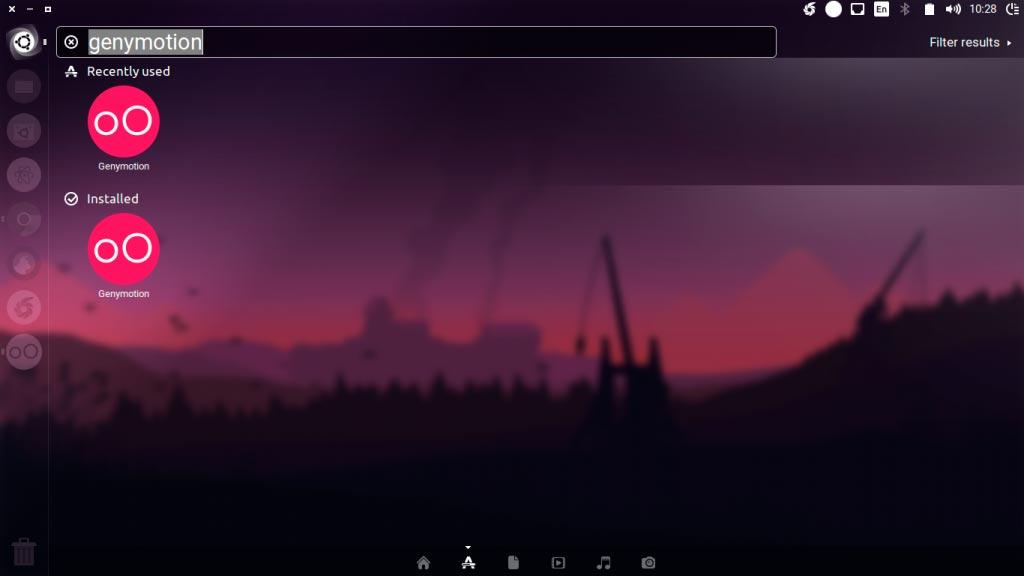 Эмулятор андроид для Linux