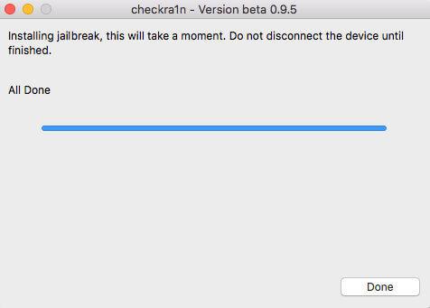 Джейлбрейк iOS 13 удался