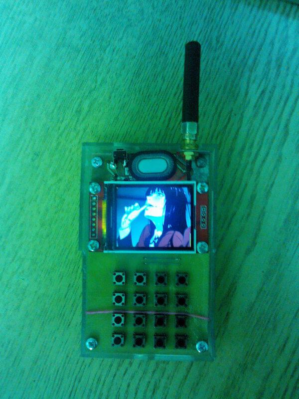 создать мобильный телефон