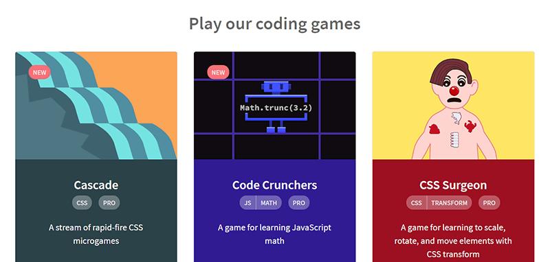 Игра для изучения CSS CodePip Games