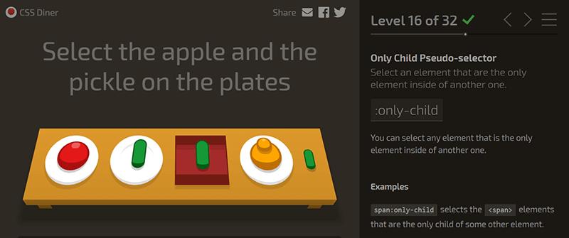 Игра для изучения CSS