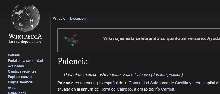 расширение темная тема Firefox и Chrome