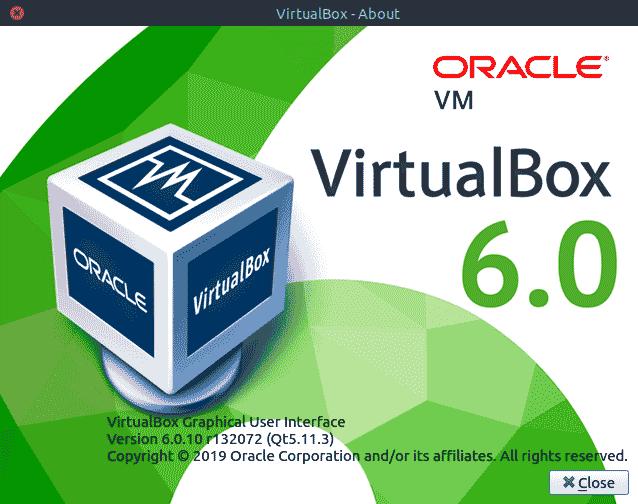 debian buster virtualbox 6.0