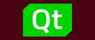 Разработка через тестирование в Qt