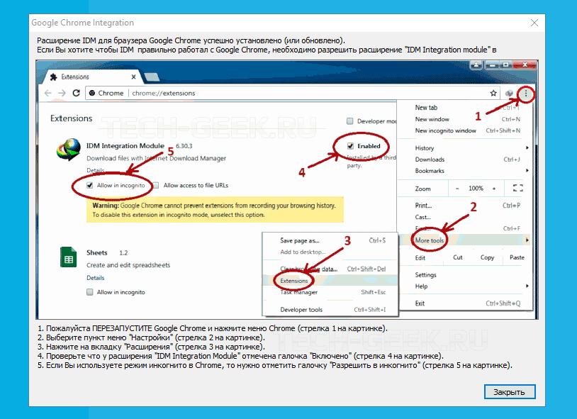 Менеджер закачек для Windows Internet Download Manager