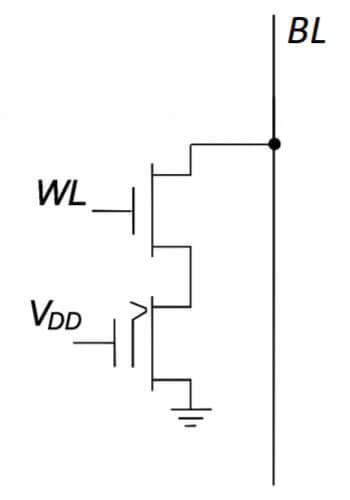 Устройство ячейки памяти EEPROM