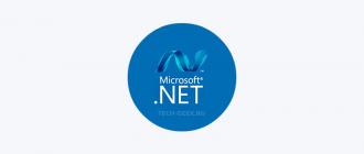 Как узнать версию .NET Framework Windows