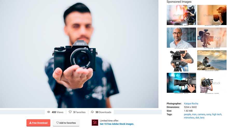 Бесплатный фотосток StockSnap