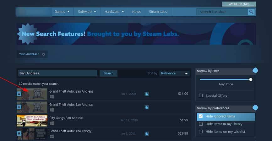 Как играть в GTA San Andreas на Linux