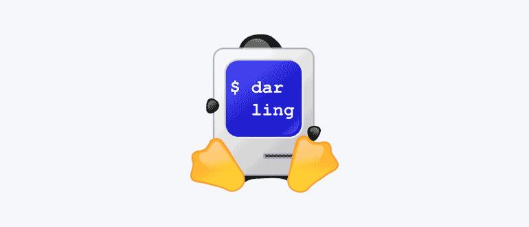 Как смонтировать образ DMG macOS в Linux