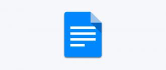 Как установить или удалить дополнения Google Docs