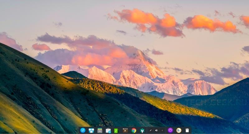 установка рабочего стола Deepin в Ubuntu