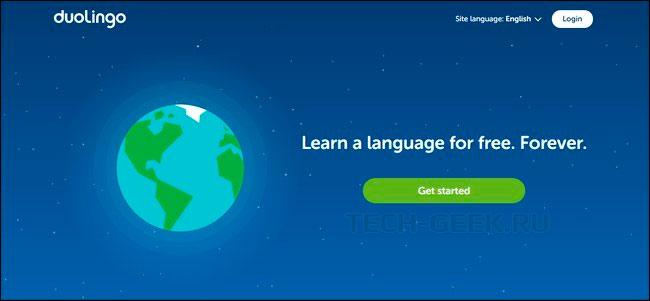 сайты для изучения языков бесплатно