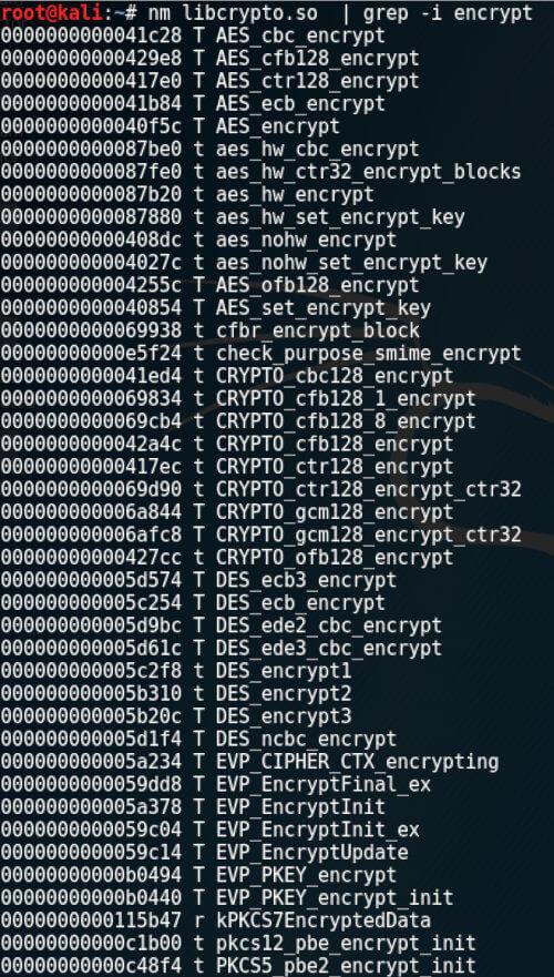 Внутренности криптографической составляющей OpenSSL