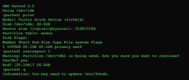 linux kvm настройка