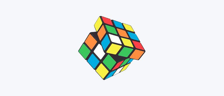 Как сделать робота для сборки кубика Рубика