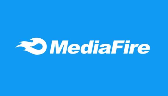 Отправить большой файл MediaFire
