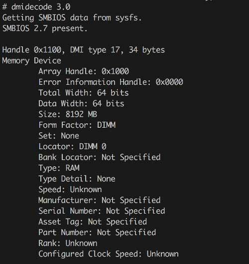 Мониторинг Linux с помощью командой строки