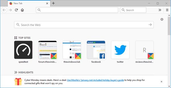 Обзор браузера Firefox Quantum