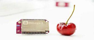omega 2 микрокомпьютер