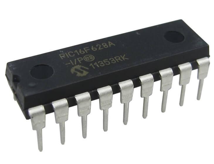 Микроконтроллер PIC16F628A