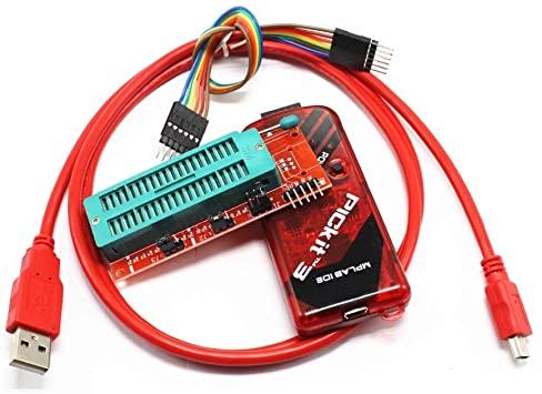 Выбор микроконтроллера. PICKIT3