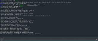 Проблема установки и запуска приложений на Linux