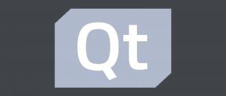Регулярные выражения в Qt
