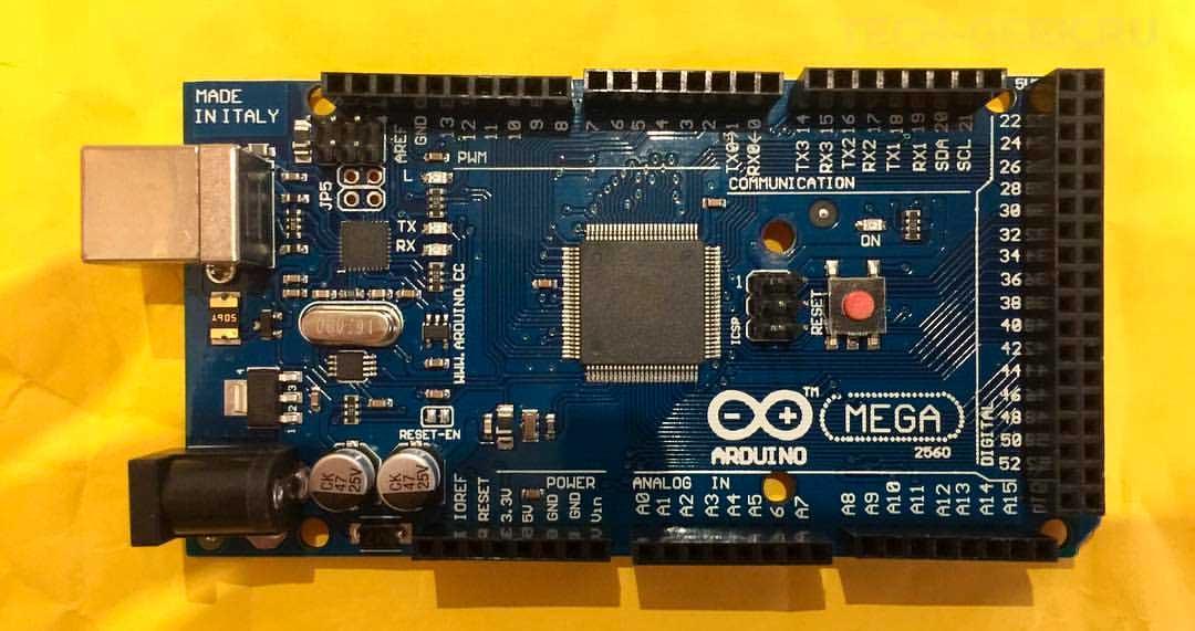 Микроконтроллер Arduino Mega 2560