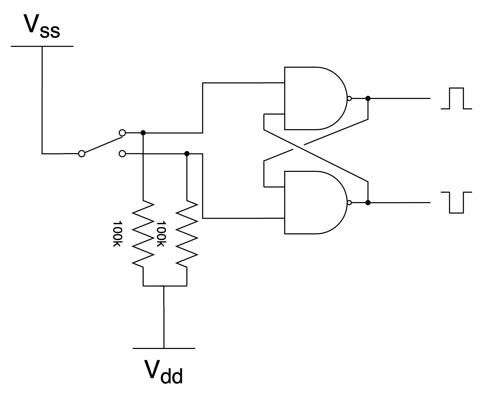 Логические элементы в компьютере rstriguse