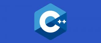 Область видимости переменных в C++