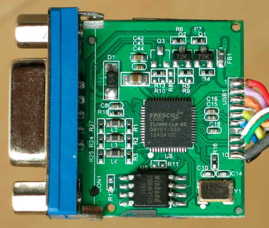 Как из видеоадаптера сделать SDR передатчик