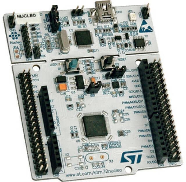 Плата STM32 Nucleo