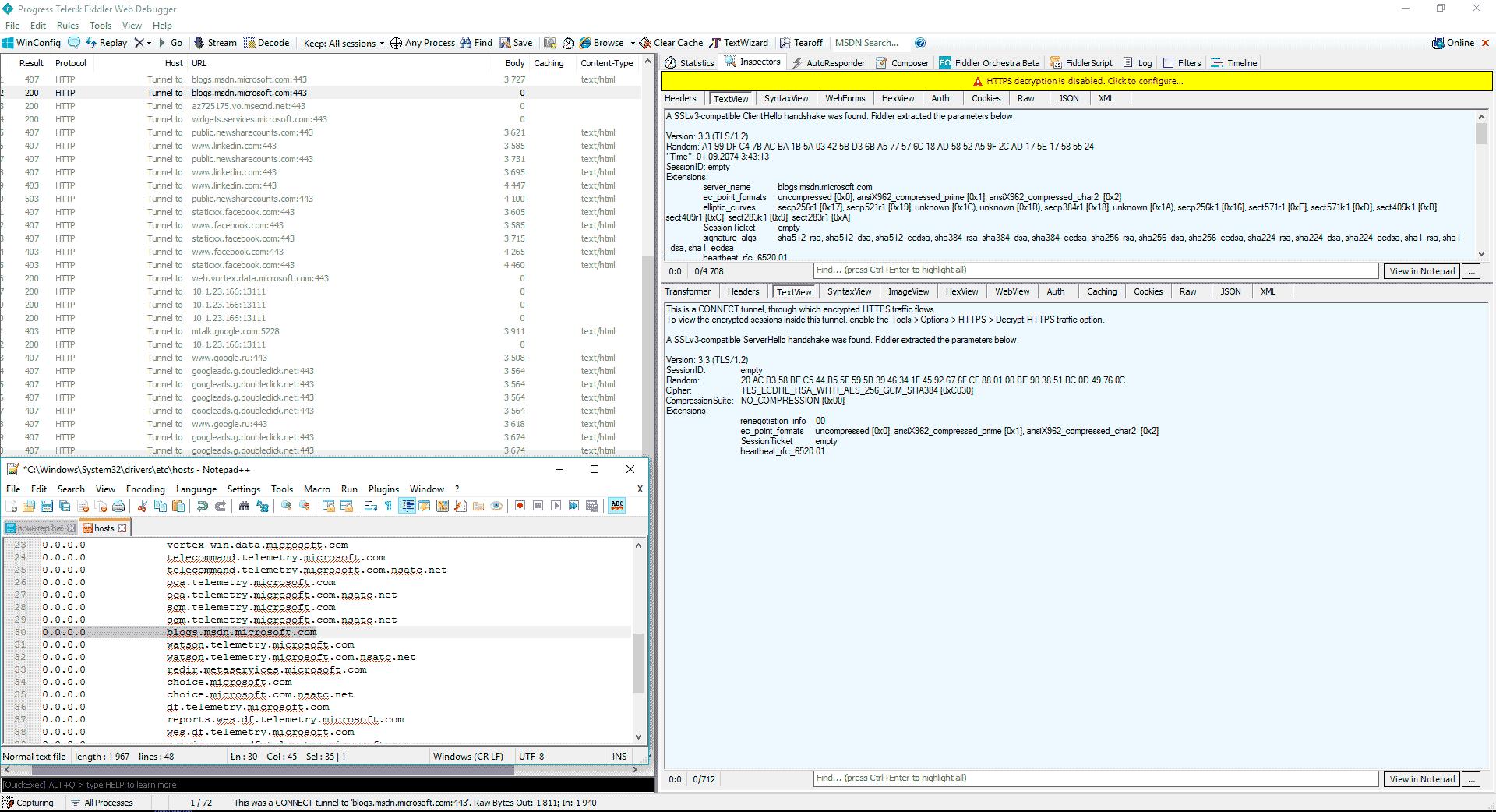 windows 10 конфиденциальность